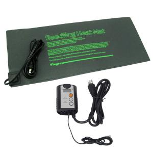 Single Tray Heat Mat With Thermostat Vhmdt The Home Depot