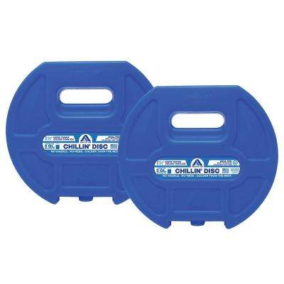 Chillin' Disc Freezer Pack  2-Pack