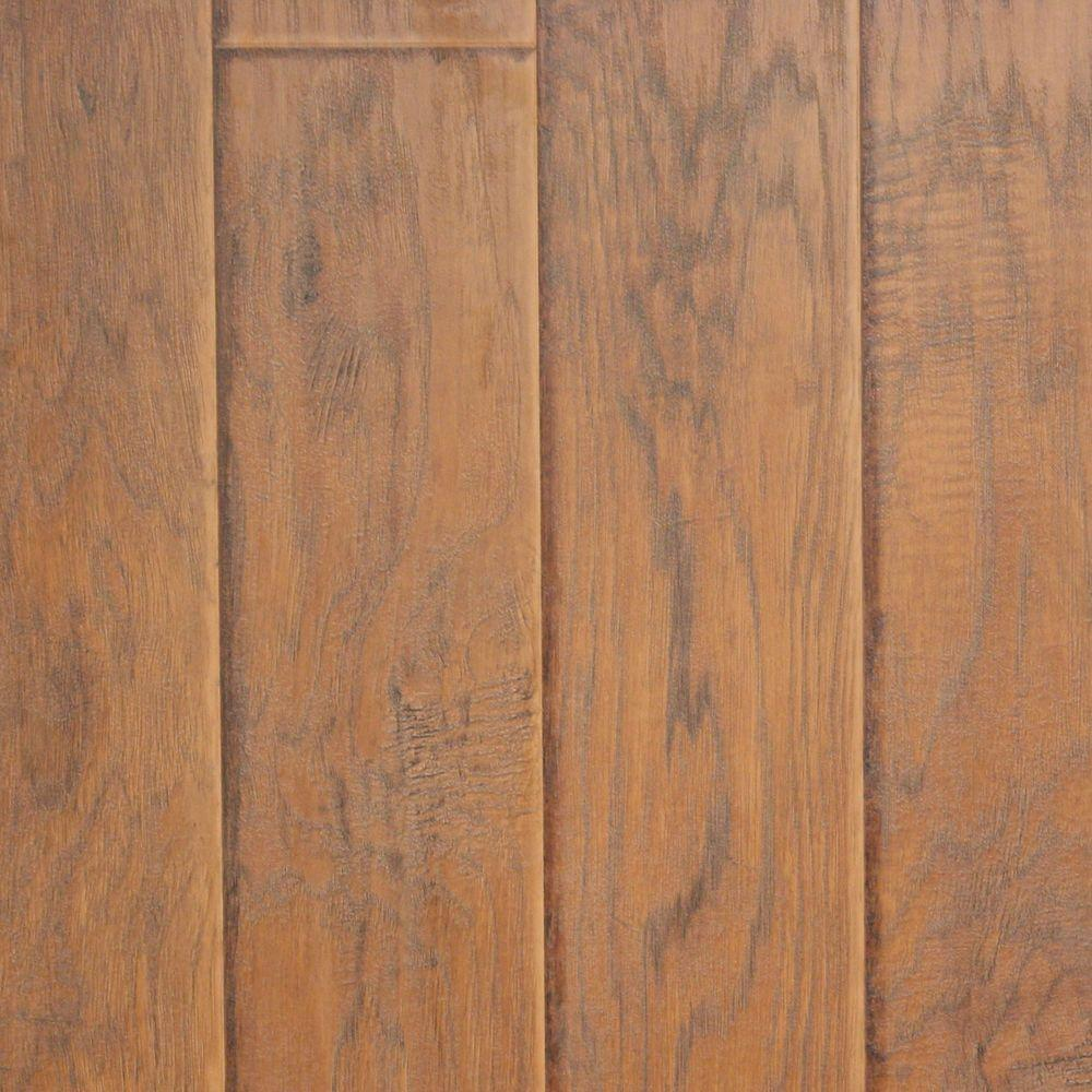 Innovations Sand Hickory 8 mm Thick x 11.52 in. Wide x 46.52 in. Length Click Lock Laminate Flooring (18.60 sq. ft. / case)