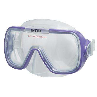 Wave Rider Purple Mask