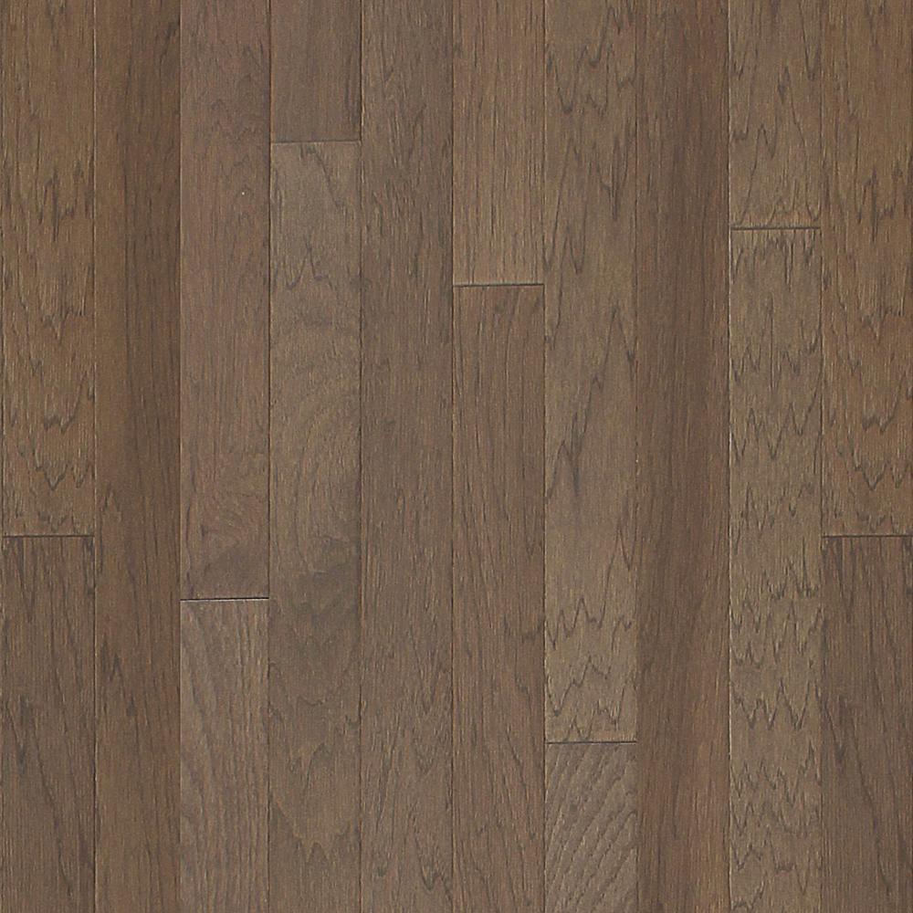 Hickory Dove Grey 1/2 in. Thick x 3 in. Wide x