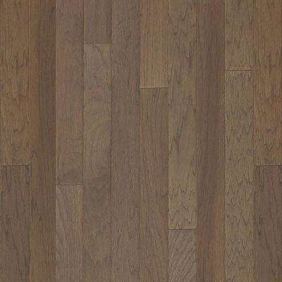 Hickory Dove Grey 1/2 in. Thick x 3 in. Wide x Varying Length Engineered Hardwood Flooring (24 sq. ft. / case)