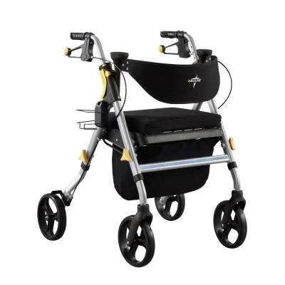 Empower Rollator in Silver