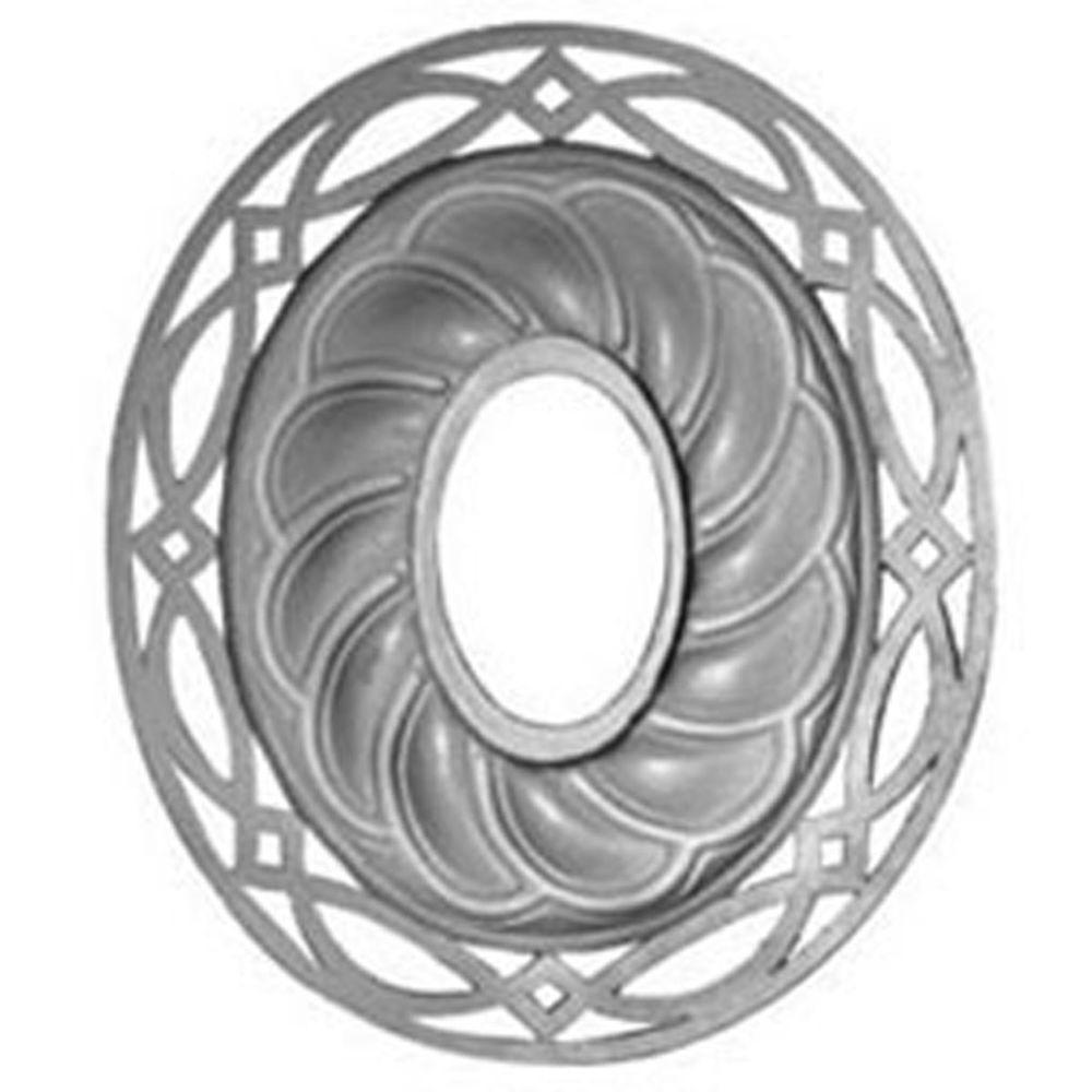 Ekena Millwork 20-5/8 in. Loera Ceiling Medallion