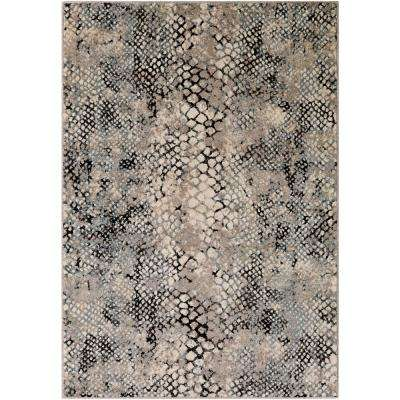 Raphaelle Gray 8 Ft X 10 Area Rug