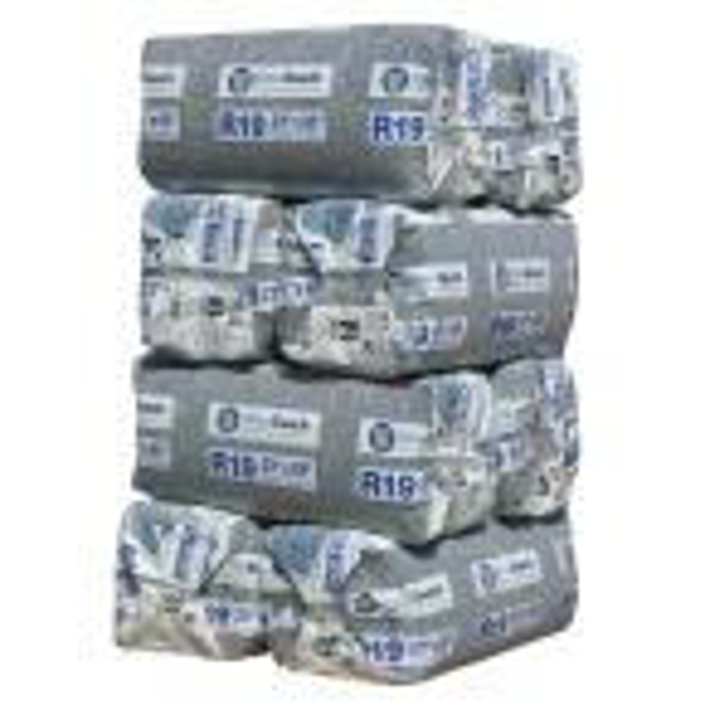 R-19 Denim Insulation Batts 23 in. x 93 in. (8-Bags)