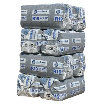 R-19 Denim Insulation Batts 23 in. x 93 in. (8-Bags)