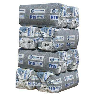 R 19 Denim Insulation Batts 23 In X 93 8