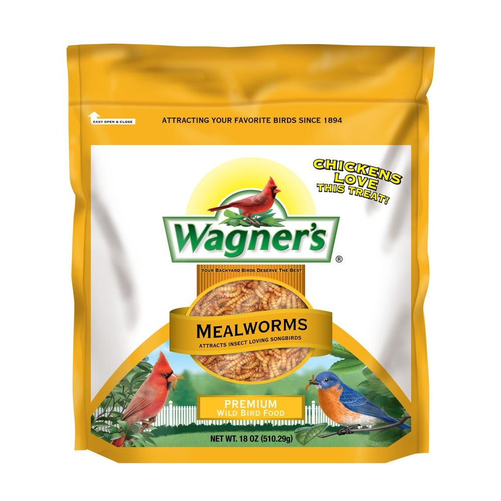 Wagner's 18 oz. Mealworms