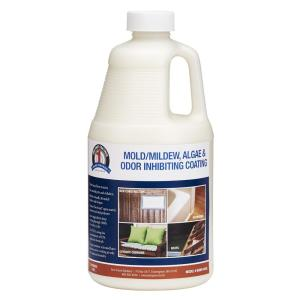 Click here to buy Bare Ground 64 oz. 1 Shot N Gone Mold/Mildew/Algae Inhibiting Coating by Bare Ground.