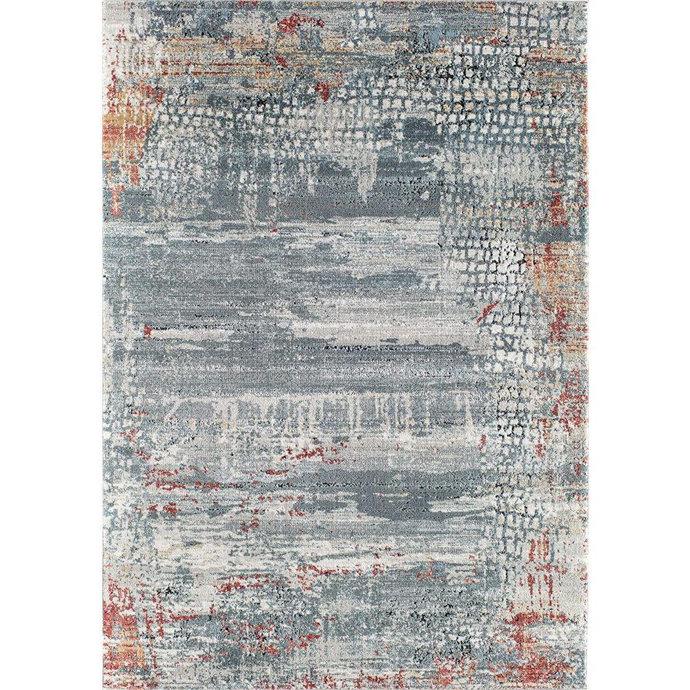 Alastair Aldrich Marina Blue 5 ft. x 7 ft. Area Rug