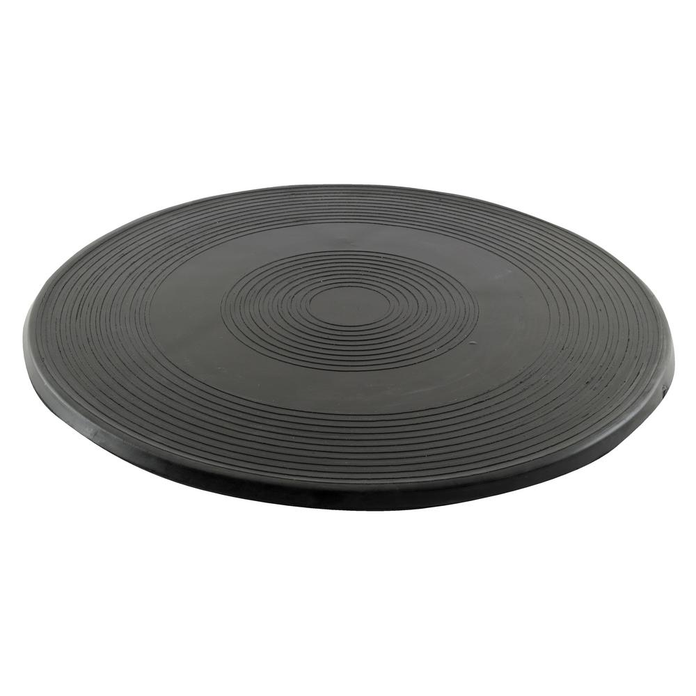 1,000 lb. 1 in. x 18 in. Dia Heavy-Duty Manual Turntable