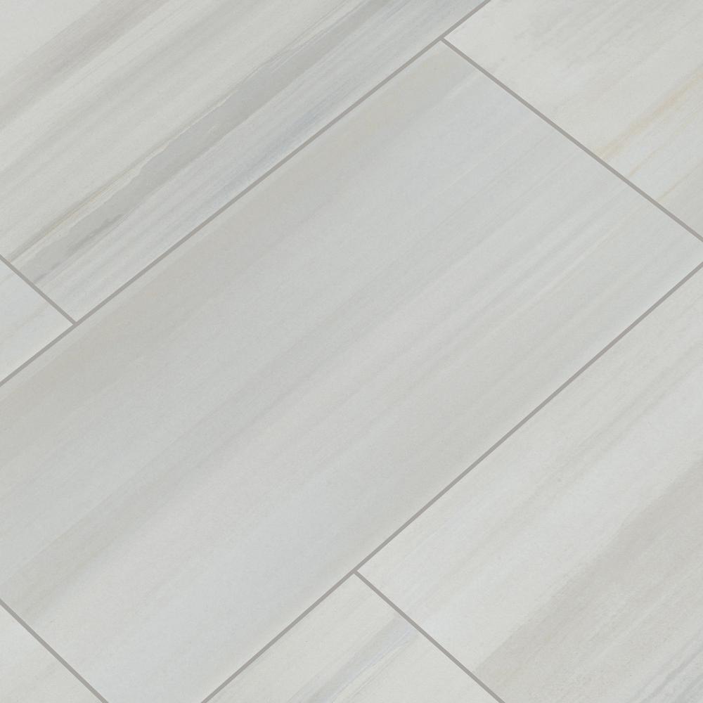 Msi Fresco Blanco 12 In X 24 Matte