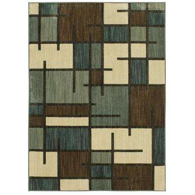 Fairfield Beige 5 ft. x 7 ft. Area Rug