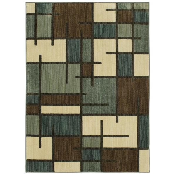 Fairfield Beige 5 Ft X 7 Area Rug