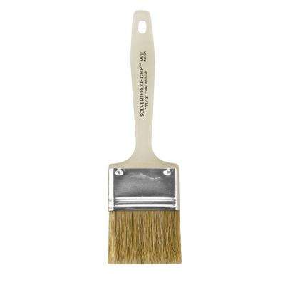 2 in. Flat Solvent-Proof Chip Brush (24-Pack)