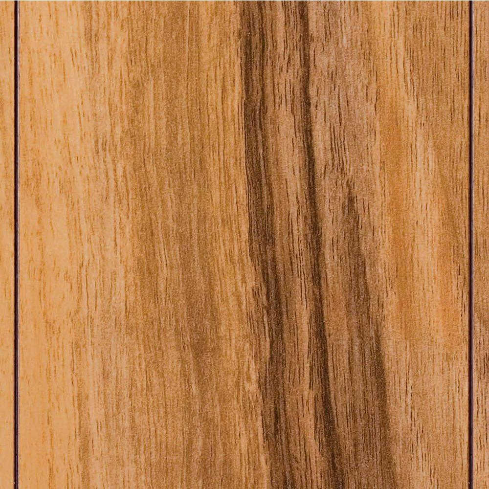High Gloss Natural Palm 8 mm Thick x 5 in. Wide