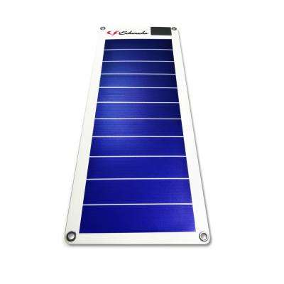 12-Volt 5.5-Watt Solar Battery Charger