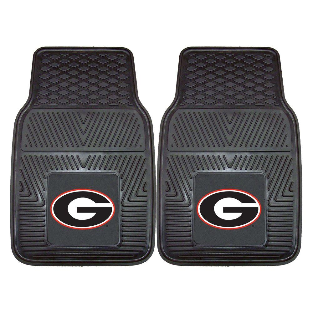 University of Georgia 18 in. x 27 in. 2-Piece Heavy Duty