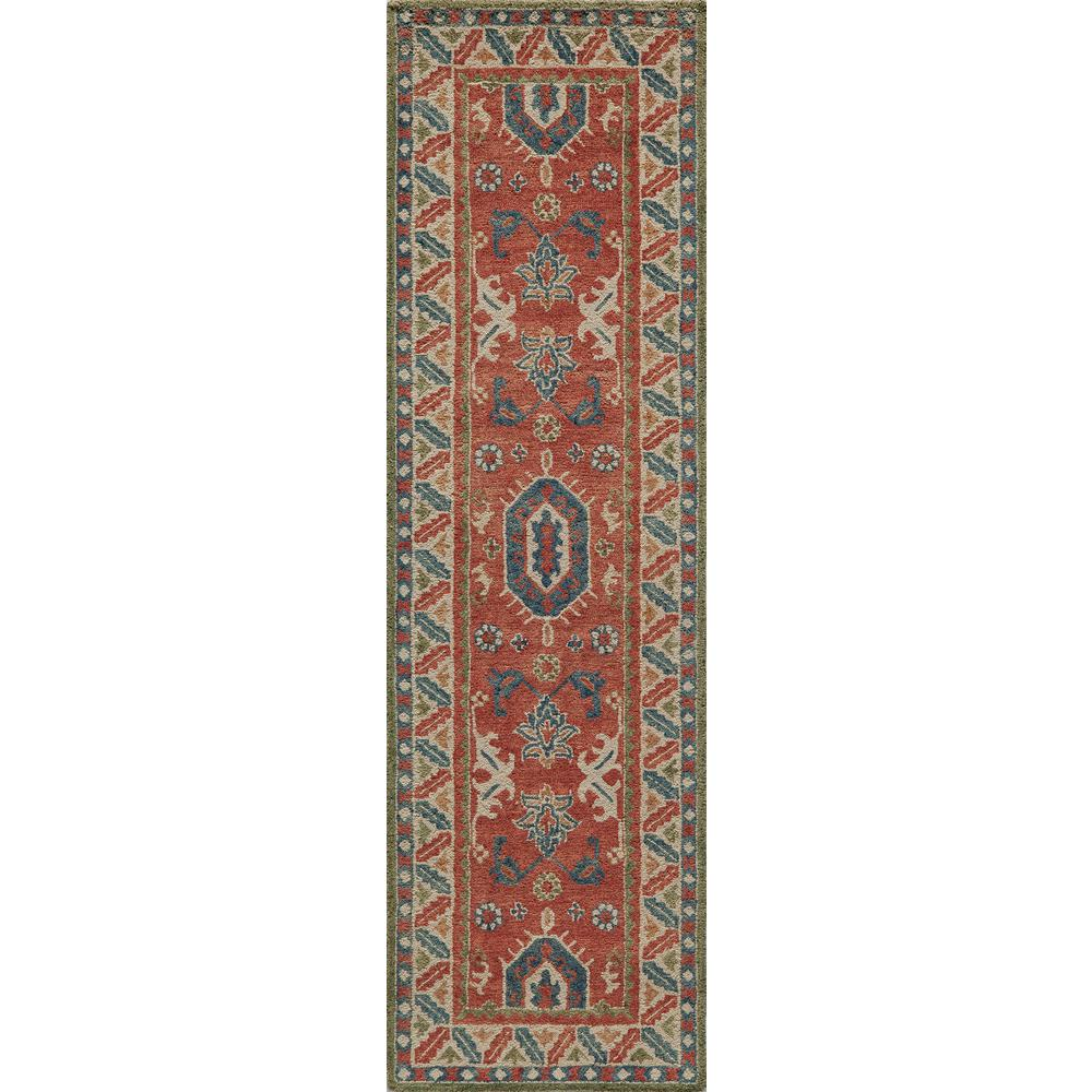 Tangier Ivory 2 ft. 3 in. x 8 ft. Indoor Runner