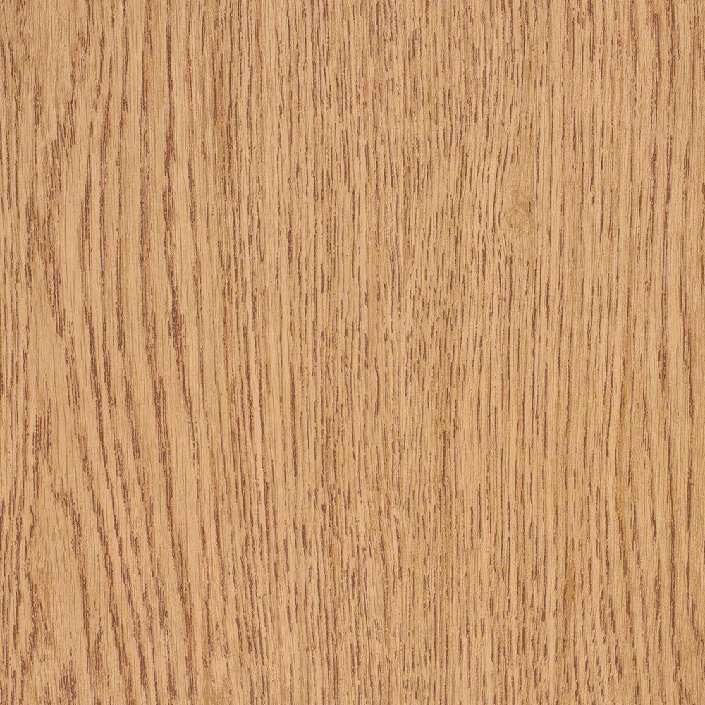 2 in. x 3 in. Laminate Sheet in Bannister Oak with