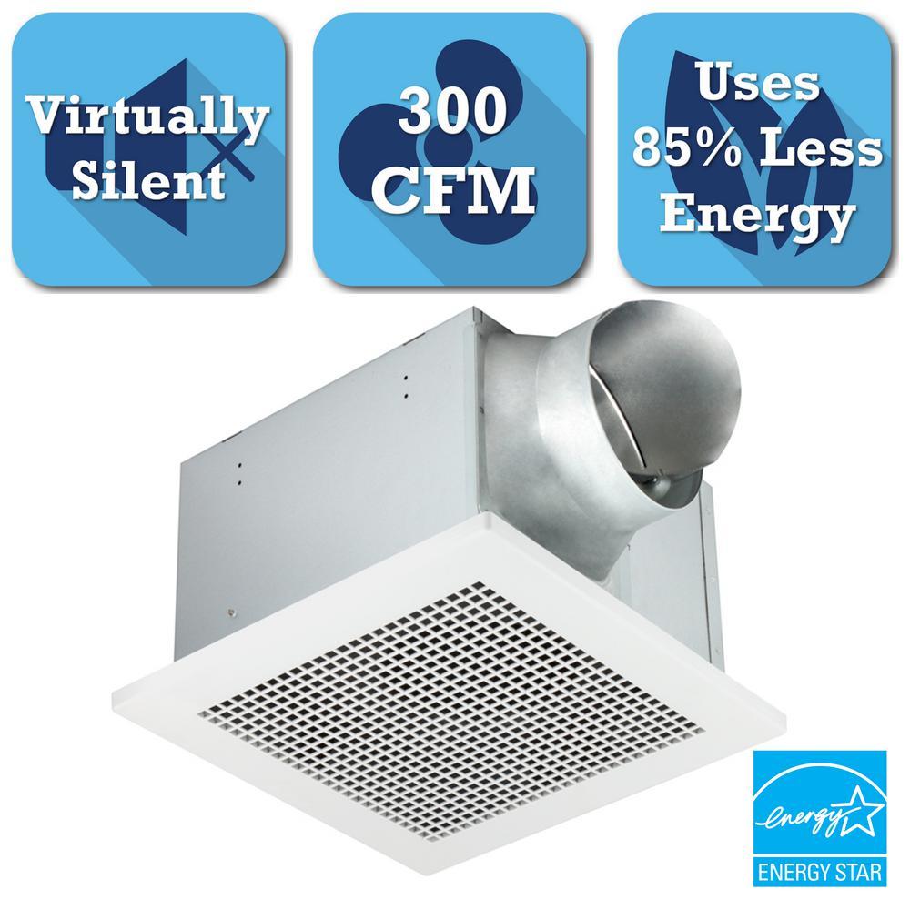 Quietest bathroom exhaust fan