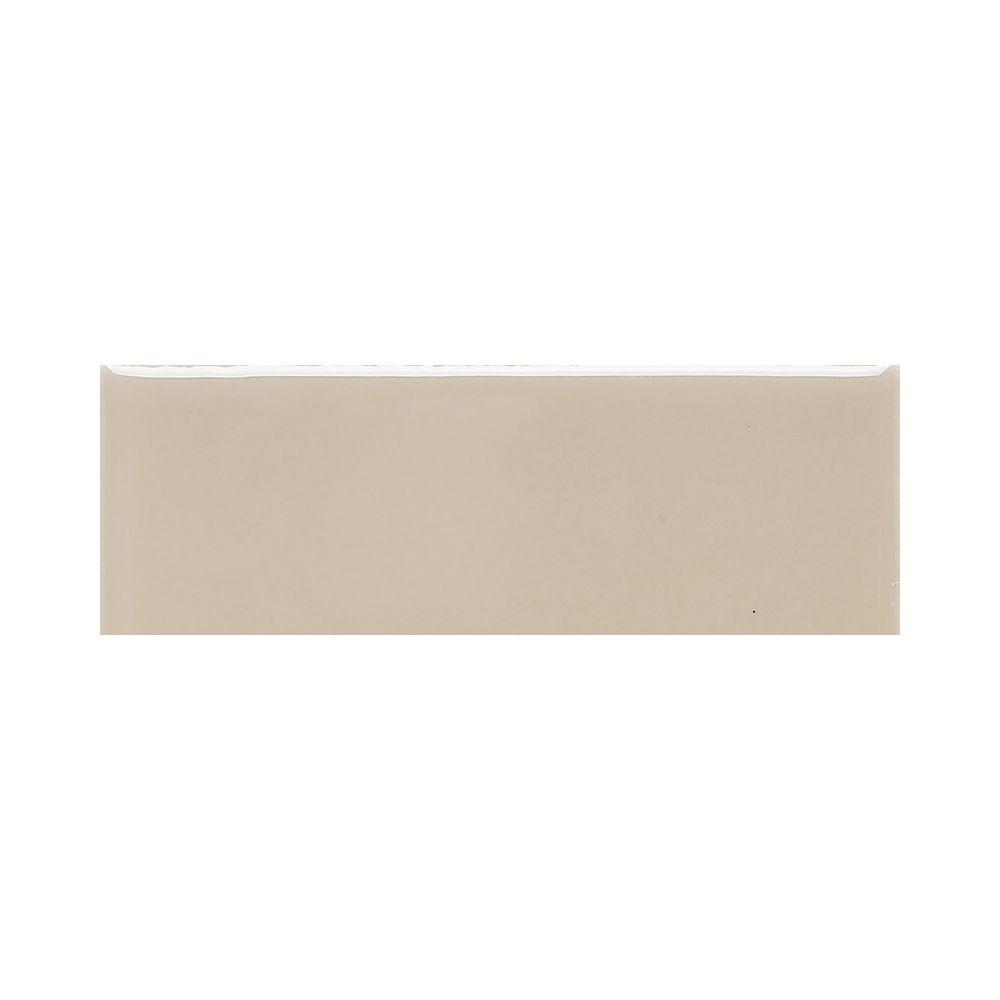 Modern Dimensions Urban Putty 4-1/4 in. x 12 in. Ceramic Modular