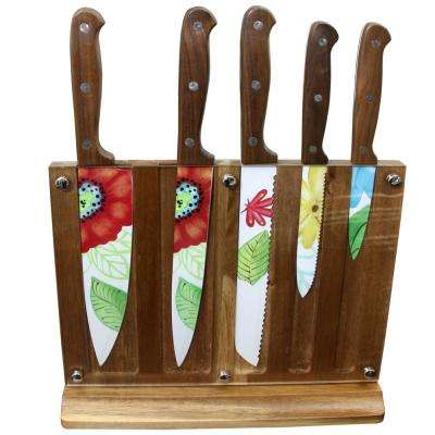 Daisie 6-Piece Assorted Knives Knife Set