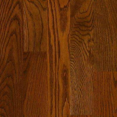 Woodale II Saddle 3/4 in. Thick x 2-1/4 in. Wide x Random Length Solid Hardwood Flooring (25 sq. ft. / case)