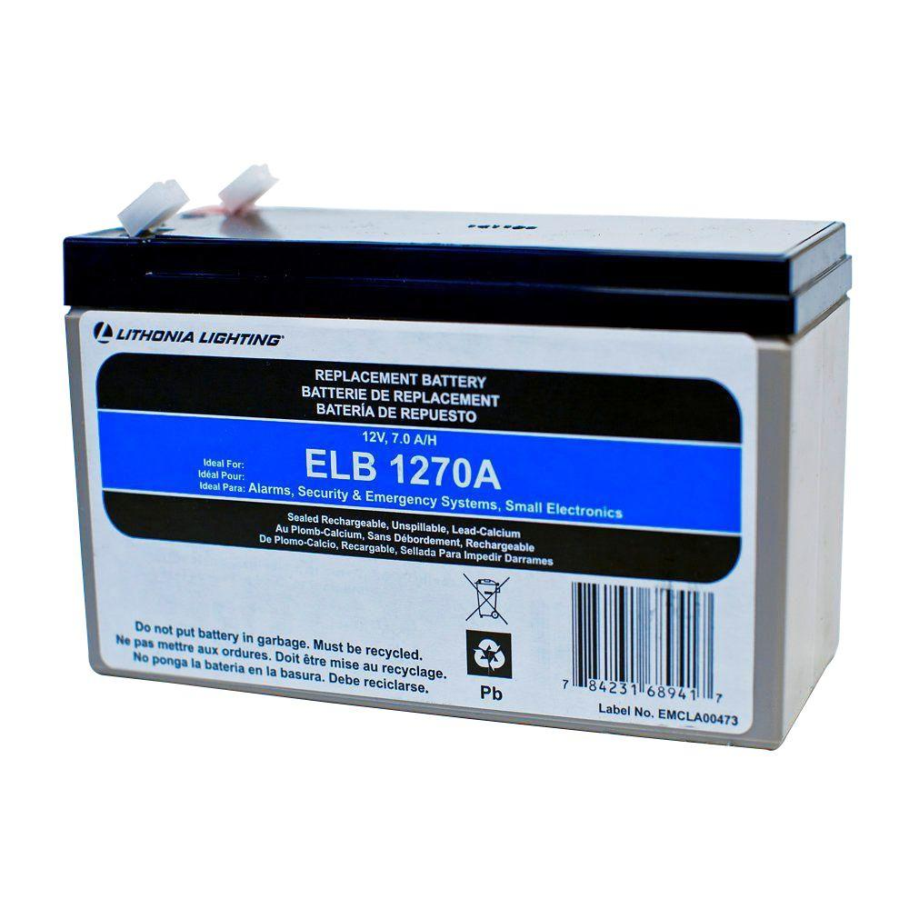 Lithonia Lighting Elb 12