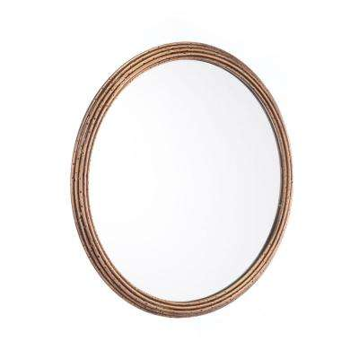 Zero Antique Small Wall Mirror