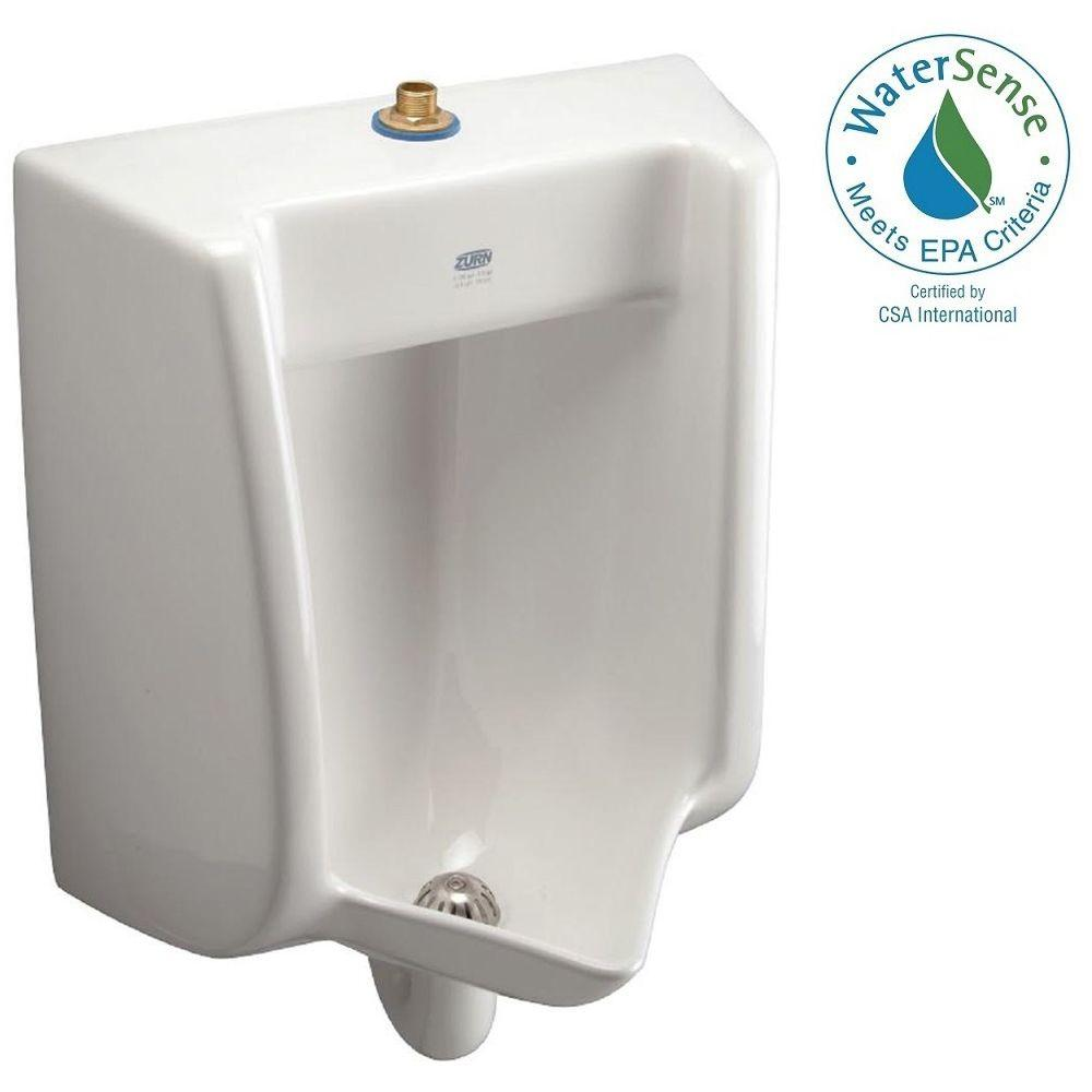 Omni-Flow 0.125 GPF to 1.0 GPF Urinal in White