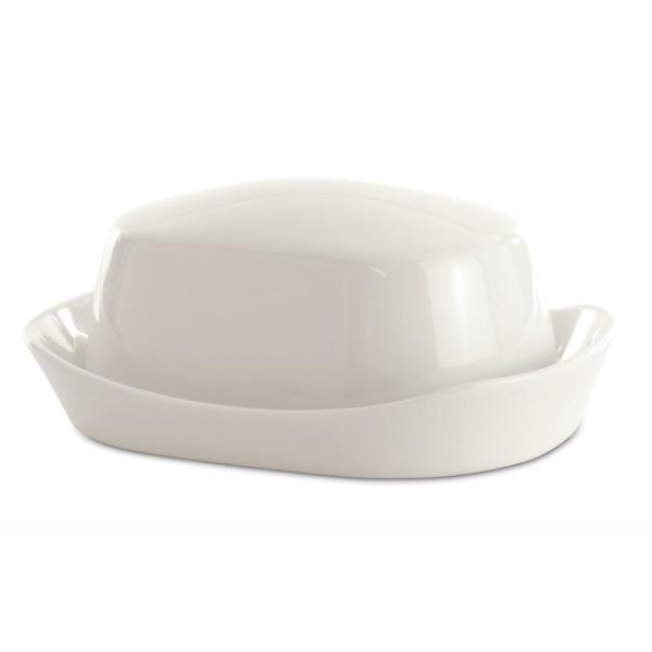 BergHOFF Eclipse Porcelain Butter Dish with Cover 3700445