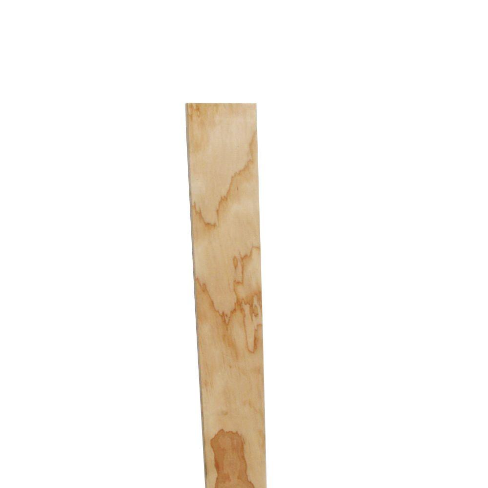 1 in. x 4 in. x 12 ft. Clear Douglas Fir Board