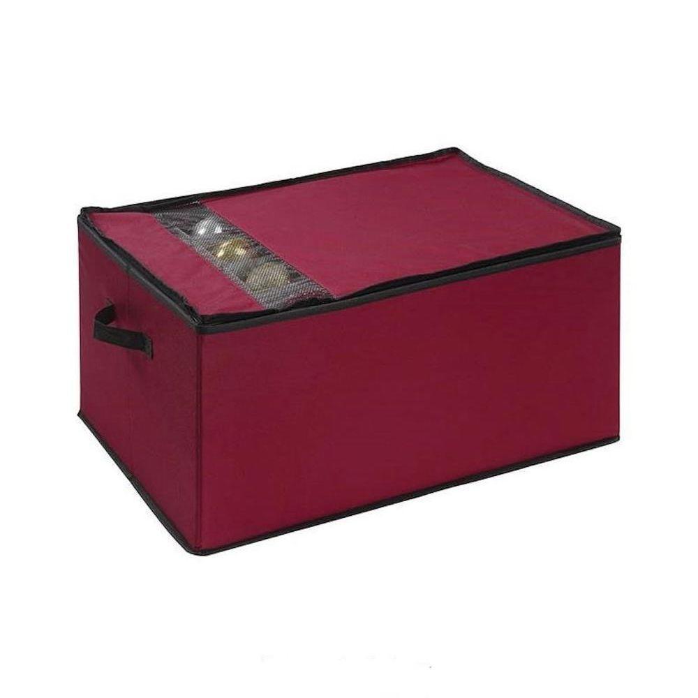 Neu HomeCare Ornament Organizer Storage Box