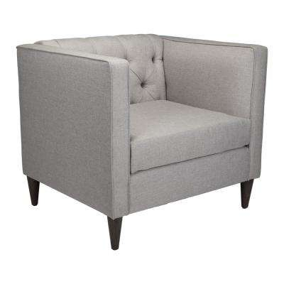 Grant Light Gray Arm Chair
