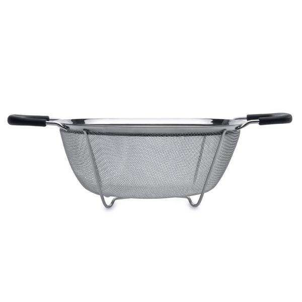 BergHOFF Essentials 10 in. Stainless Steel Round Mesh Colander 1109499