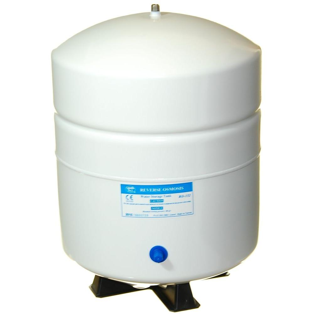 Metal Reverse Osmosis Water Storage Tank  sc 1 st  The Home Depot & 275 gal. Intermediate Bulk Container Tank-IBC-275-1 - The Home Depot