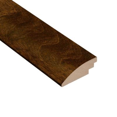 Antique Birch 3/8 in. Thick x 2 in. Wide x 78 in. Length Hard Surface Reducer Molding