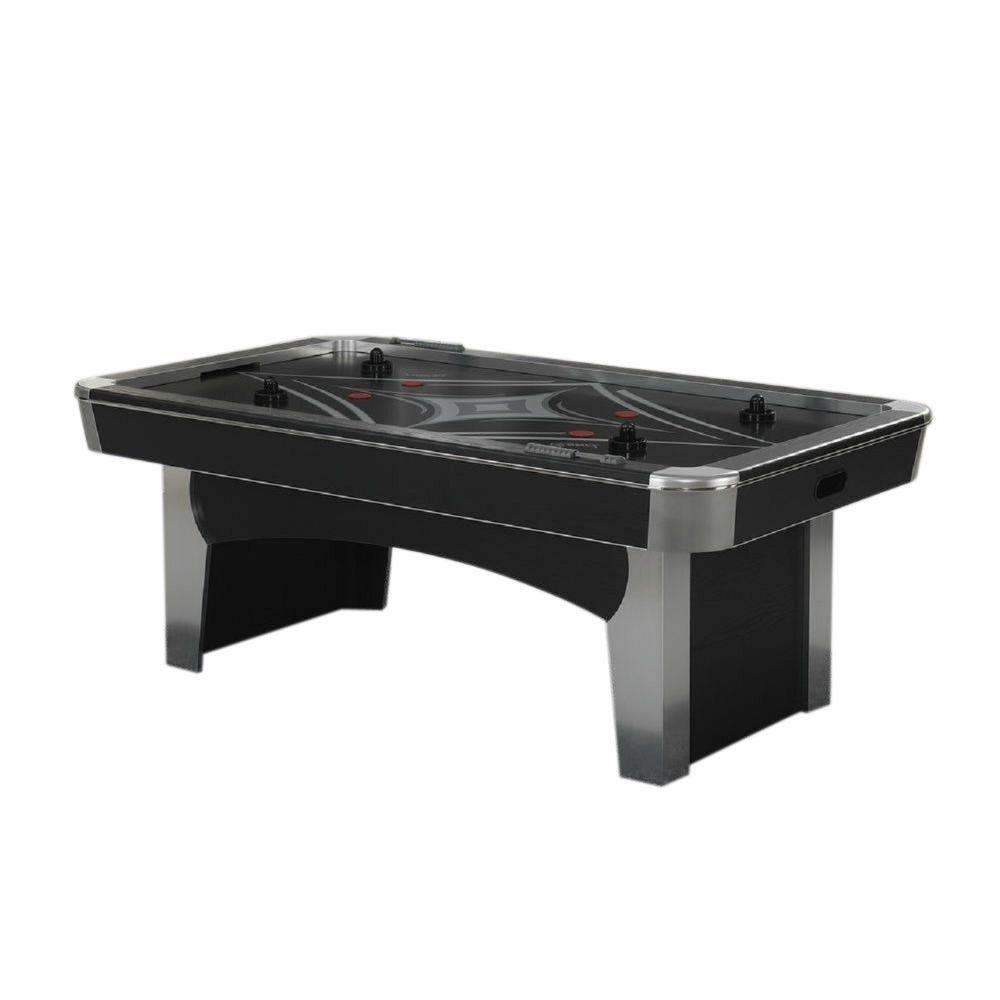 American Heritage Phoenix 7 Ft Air Hockey Table With Accessories