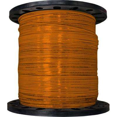 2500 ft. 12/19 Orange Stranded THHN Wire