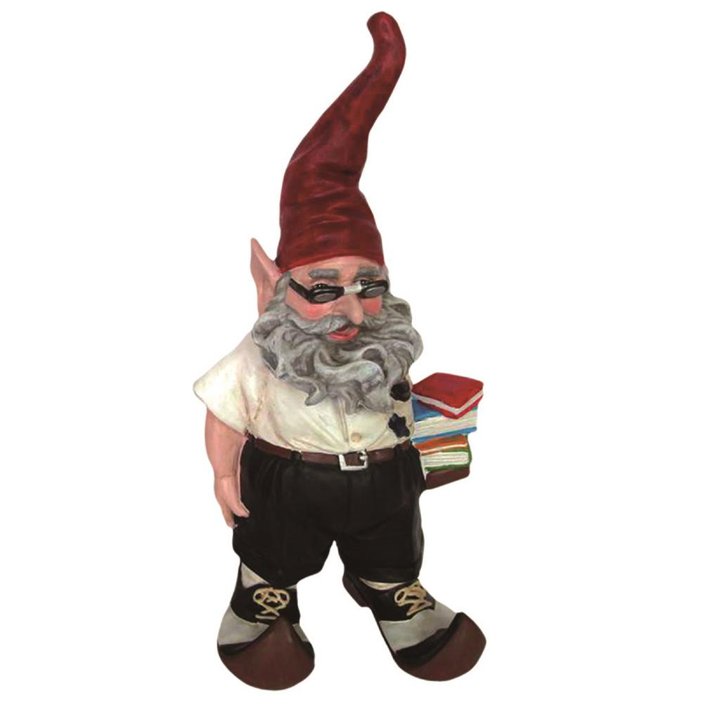 Good H Poindexter The Nerd Gnome Home And Garden Gnome 50u0027s Statue