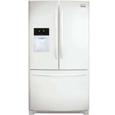 27.2 cu. ft. French Door Refrigerator in Pearl, ENERGY STAR