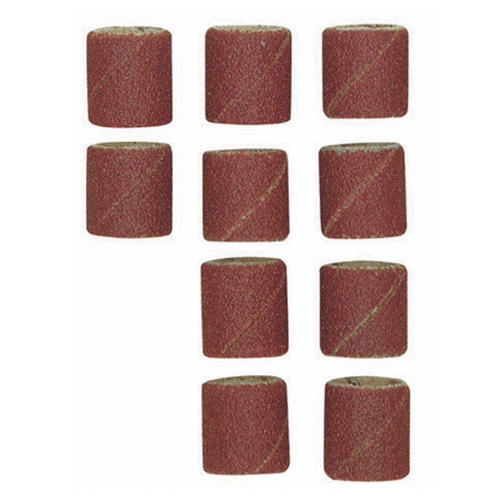 Proxxon 10 mm 150-Grit Replacement Sanding Bands (10-Piece)