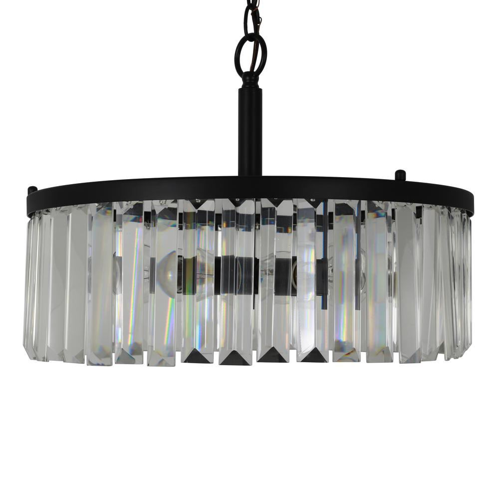 Crystal Pendant Ceiling Light Home