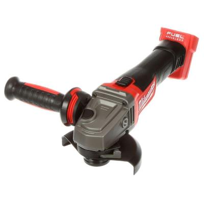 M18 FUEL 18-Volt Lithium-Ion Brushless Cordless 4-1/2 in. /5 in. Grinder W/ Slide Switch (Tool-Only)