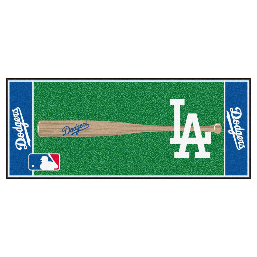 Los Angeles Dodgers 2 ft. 6 in. x 6 ft. Baseball