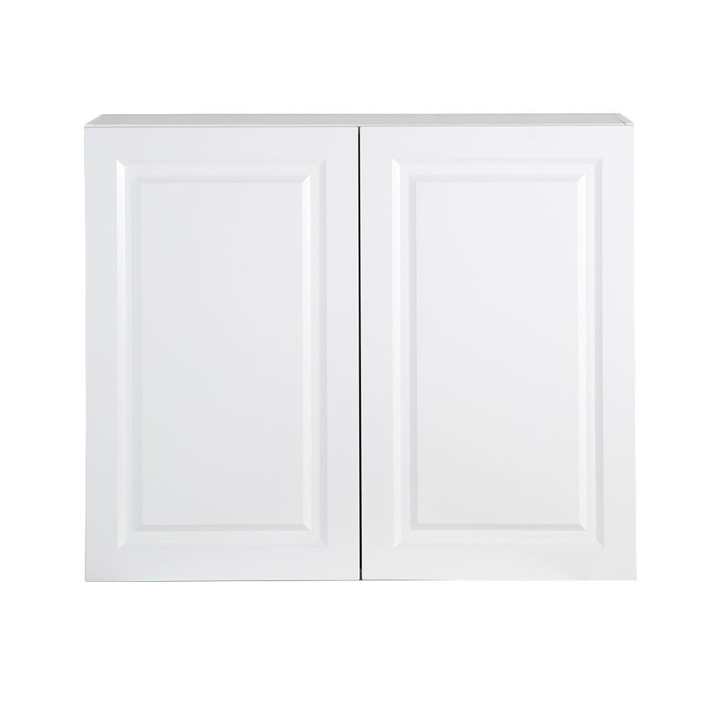 Hampton Bay Kitchen Cabinets Installation Guide: Hampton Bay Benton Assembled 36x30x12.5 In. Wall Cabinet