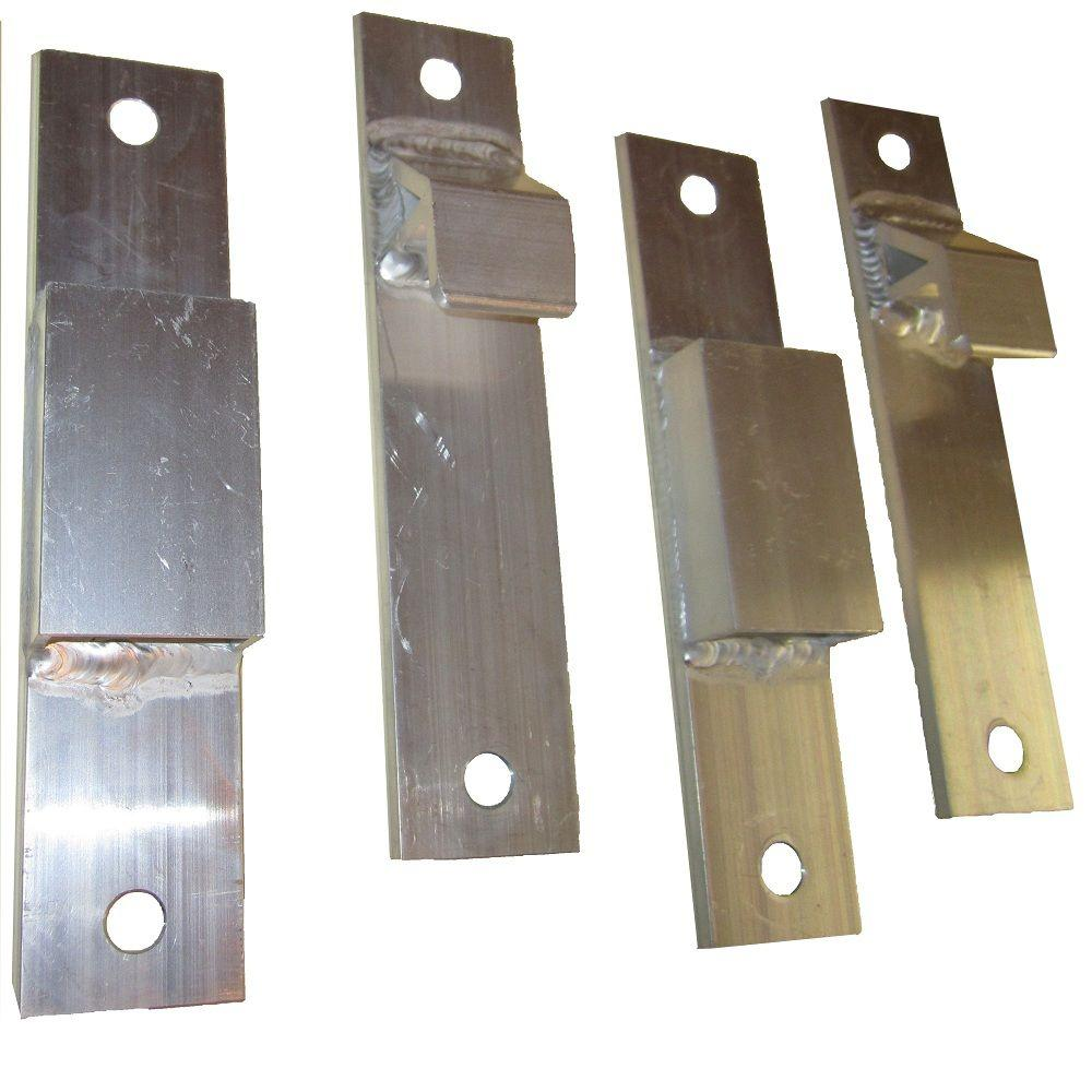 Patriot Docks Aluminum Quick Connect Plates