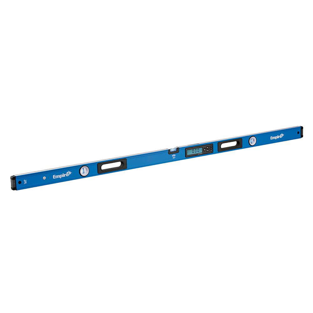 78 in. Aluminum Magnetic I-Beam Level